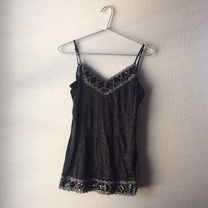 Black top fits size sm